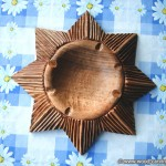 Ashtray - star (pepelnik - dzvezda)